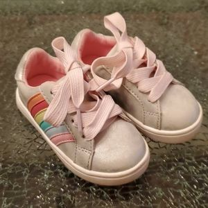 Toddler girl tennis shoes